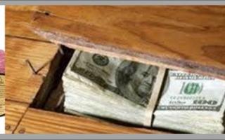 Основные правила при хранении денег