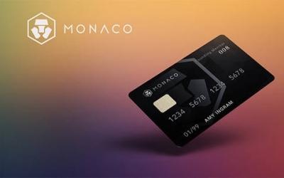 Visa Monaco Card — карта для криптовалют