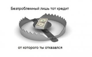 Долги по кредиту или воронка должника