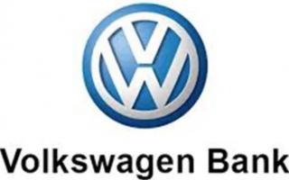 Горячая линия Фольксваген Банка