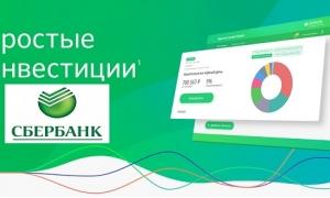 Сбербанк инвестиционная программа для физических лиц: особенности, условия, отзывы