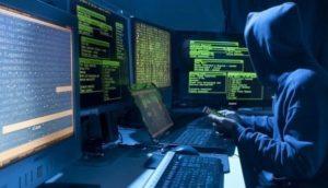 Хакерская атака на сбербанк