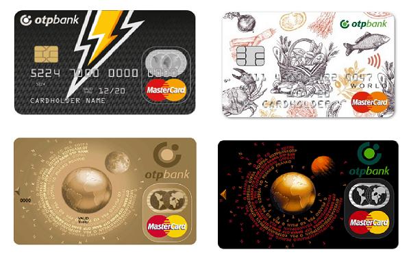Понятная кредитная карта.